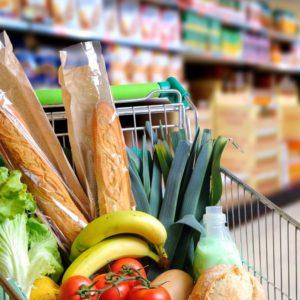 Gıda satış reyonları ilaçlaması