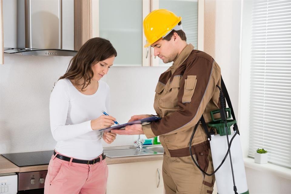 Kurumlara işyerlerine haşere eğitimi ve bilgilendirme hizmeti verilir.