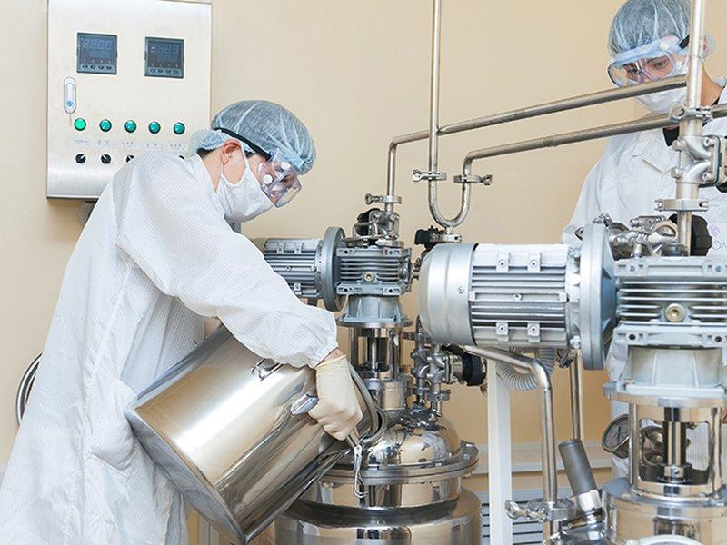 Kozmetik üretim tesisleri ilaçlama ve dezenfeksiyon